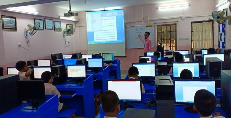 Dhaka Adventist Pre-Seminary and School Indor Games